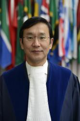 Judge Jin-Hyun Paik