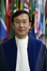 Judge Jin-Hyun Paik