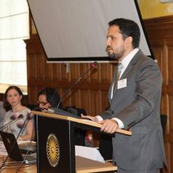 Dr. Juan Pablo Pérez-León Acevedo