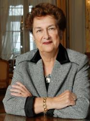 Dame Rosalyn Higgins DBE QC