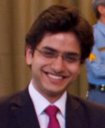 Shashank P. Kumar