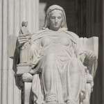 Contemplation of Justice by James Earle Fraser