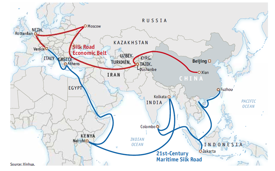 China's 'One Belt, One Road' Initiative: Can A Bilaterally-Negotiated  'Globalization 2.0' Internalize Human Rights, Labor, and Environmental  Standards? – EJIL: Talk!