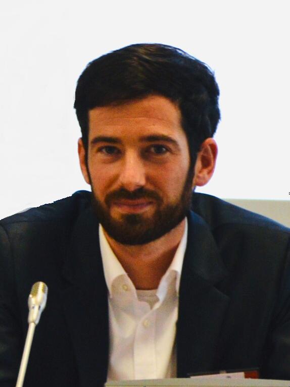 Tilman Rodenhäuser - Ejil Author
